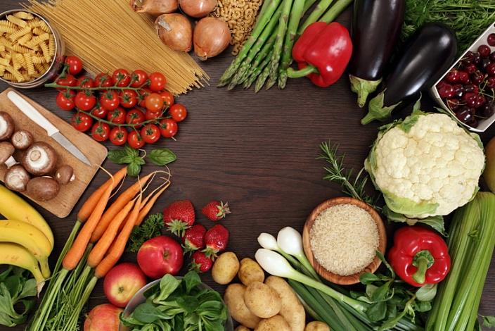zdrowa żywność, zdrowy styl życia