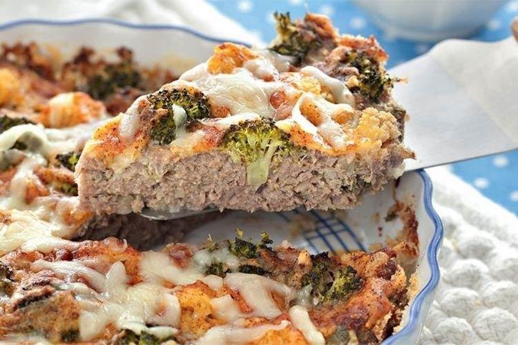 Zapiekanka z kalafiora z brokułami – jak zrobić przepisy z mielonej wołowiny