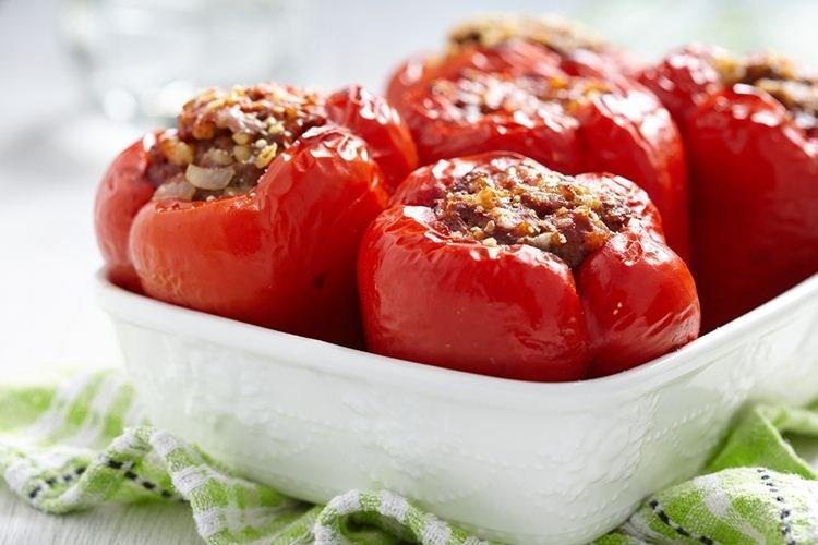 Faszerowane papryki - co gotować przepisy na mieloną wieprzowinę