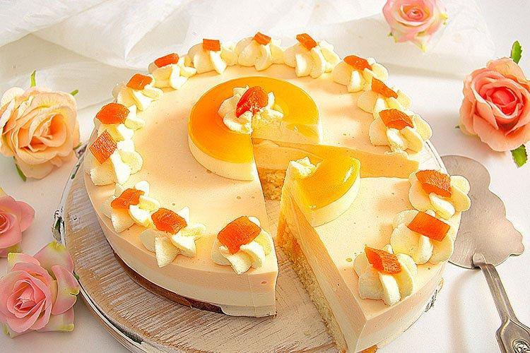 Śmietankowo-białkowy krem do ciasta