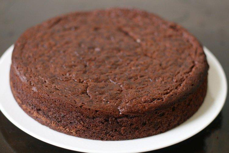 Klasyczne ciastko czekoladowe