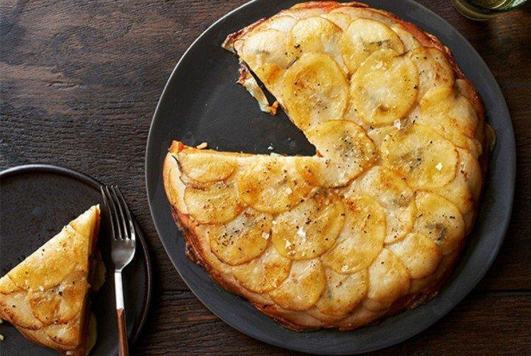 Ziemniaki Anna - Jak gotować ziemniaki na przepisy noworoczne