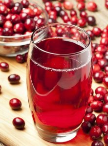 Uzdrawiający napój owocowy
